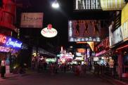 Pattaya Night Street