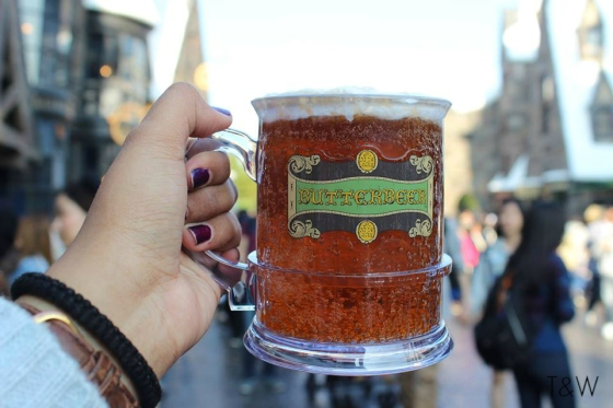 Butterbeer Glass