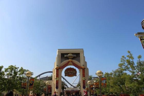 USJ Gate