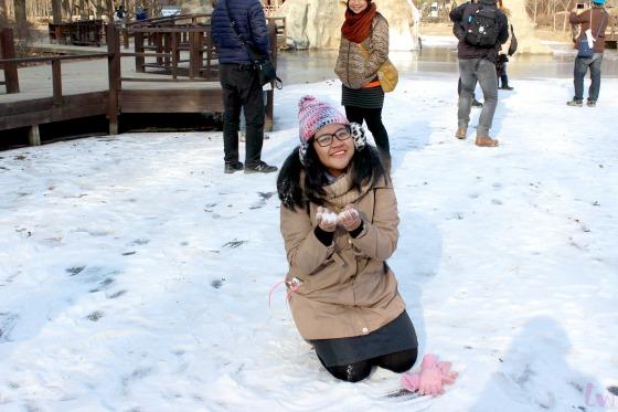 nami snow