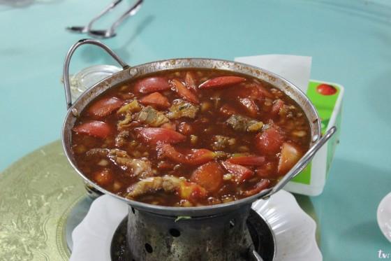 Halal Beef Stew