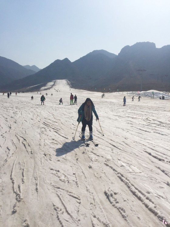 Badaling Ski Resort 2