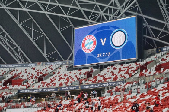 International Champions Cup Singapore: FC Bayern vs FC Internazionale