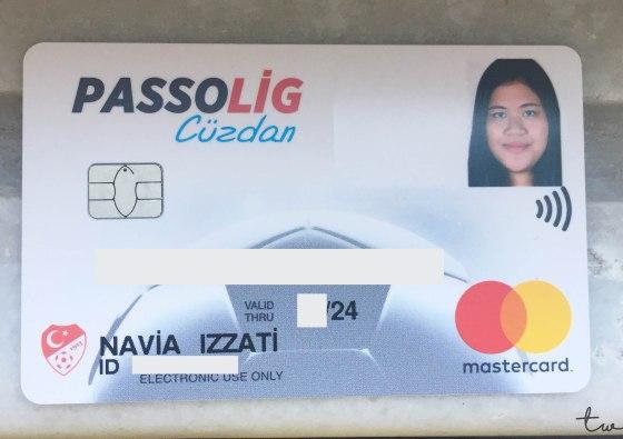 Passolig Card