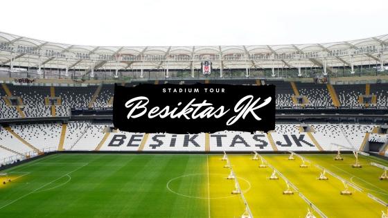 BJK Stadium Tour
