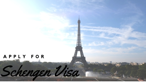 Apply for Schengen Visa