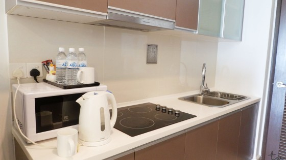 Regalia Apartment - Kitchen