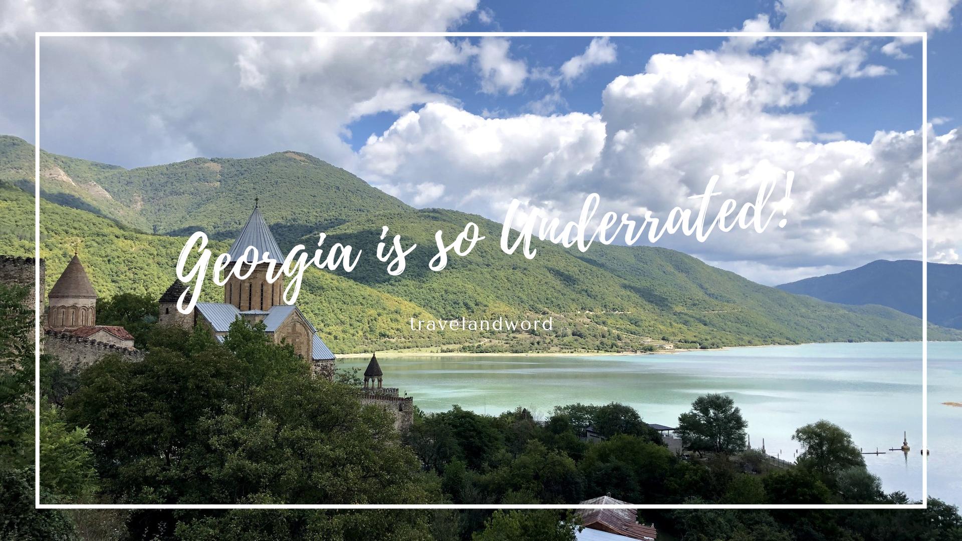 Georgia is so Underrated!